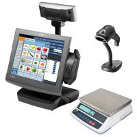 Sistem POS complet MAGAZIN OPTIM ( refurbished)