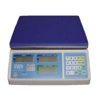 Cantar electronic comercial SWS PMK cu conectare PC
