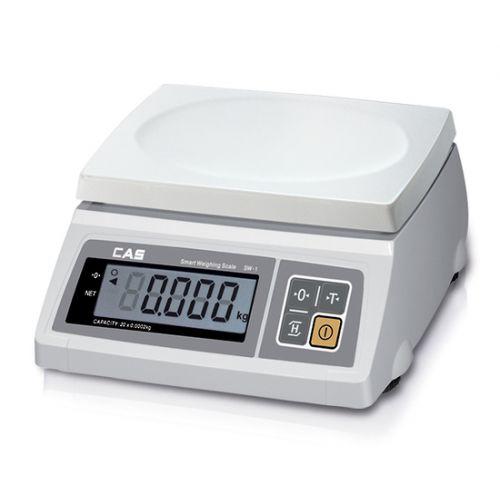 Cantar electronic comercial CAS SW II cu functie de numarare